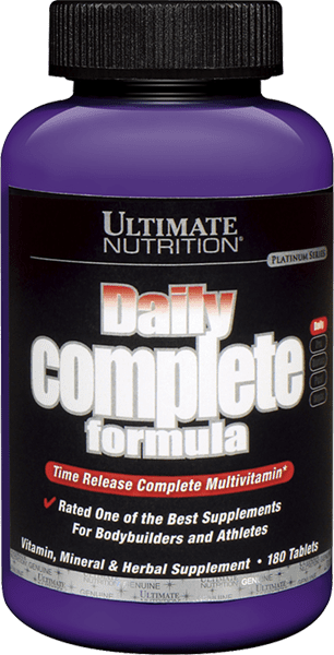 Daily Complete Formula