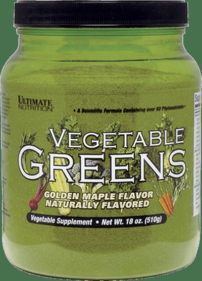 Vegetable Greens Nutrition Supplement