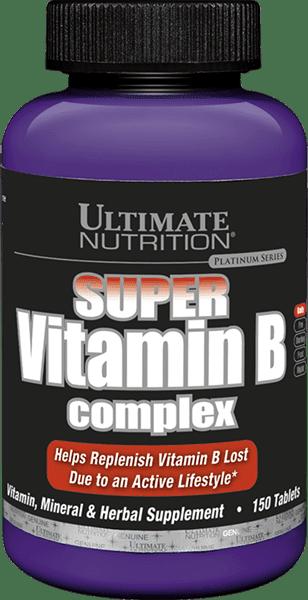 B Vitamins tablets - Super Vitamin B Complex