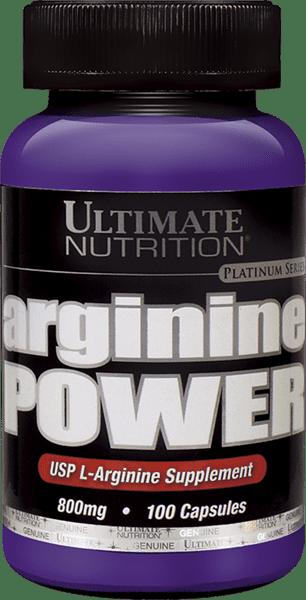 arginine power