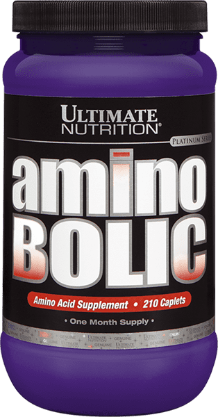 amino bolic Amino Acids Supplement by Ultimate Nutrition