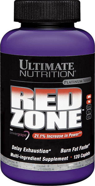 Red Zone - Grape Extract Supplement