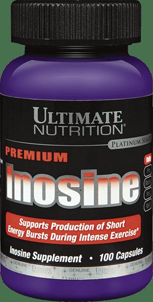 Premium Inosine Supplement by Ultimate Nutrition