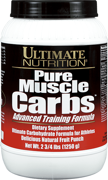 Pure Muscle Carbs